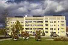 Daudzdzīvokļu māja Siguldā