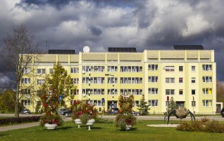 Saules kolektoru sistēma daudzdzīvokļu mājai Siguldā